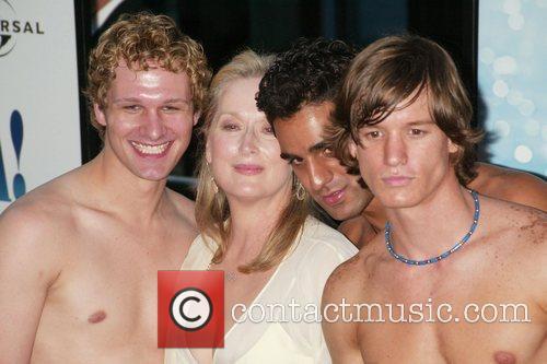 Meryl Streep The New York Premiere of 'Mamma...