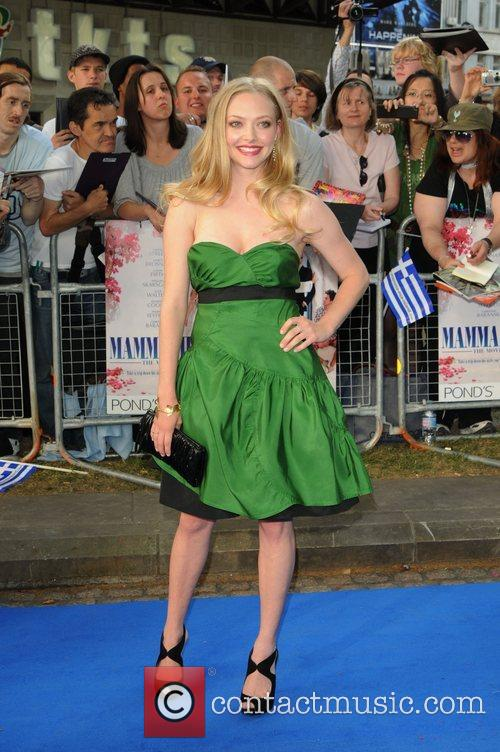 Amanda Seyfried, Odeon Leicester Square