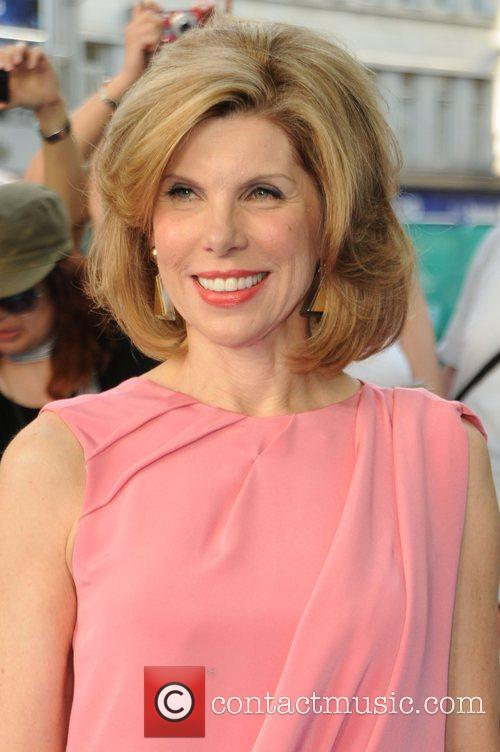 Hot Video: christine baranski