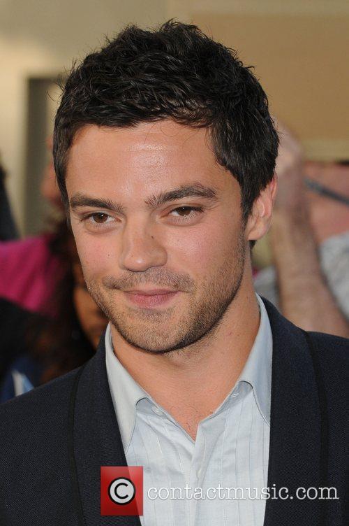 Dominic Cooper 'Mamma Mia' UK premiere - arrivals...