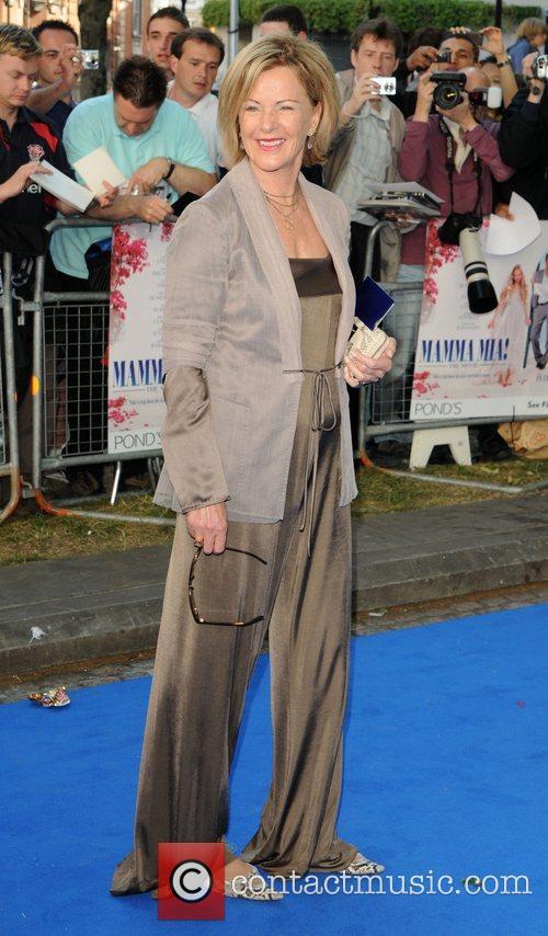Frida Reuss  'Mamma Mia' UK premiere -...