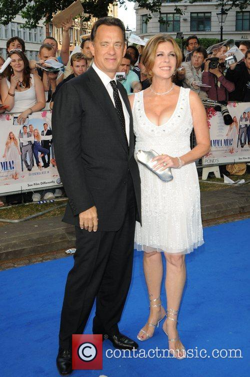 Tom Hanks and Rita Wilson 8