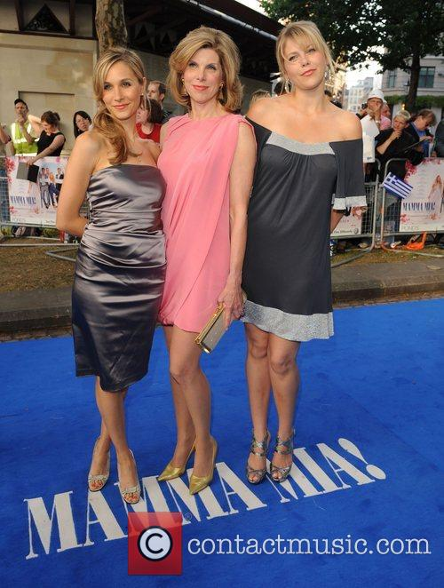 Christine Baranski and Guests World Premiere of Mamma...