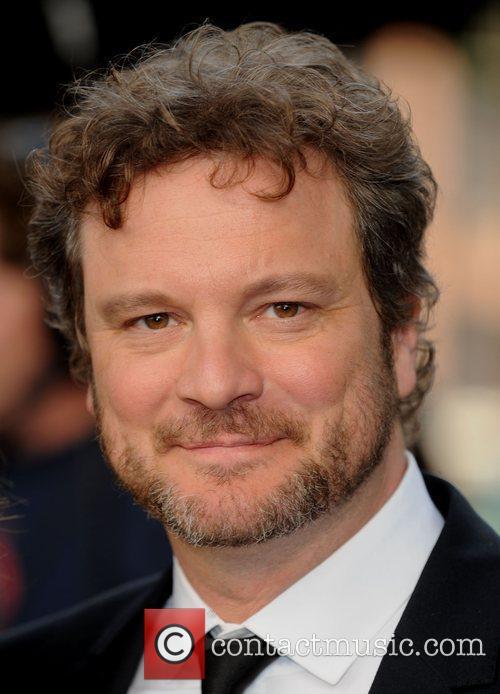 Colin Firth World Premiere of Mamma Mia! held...