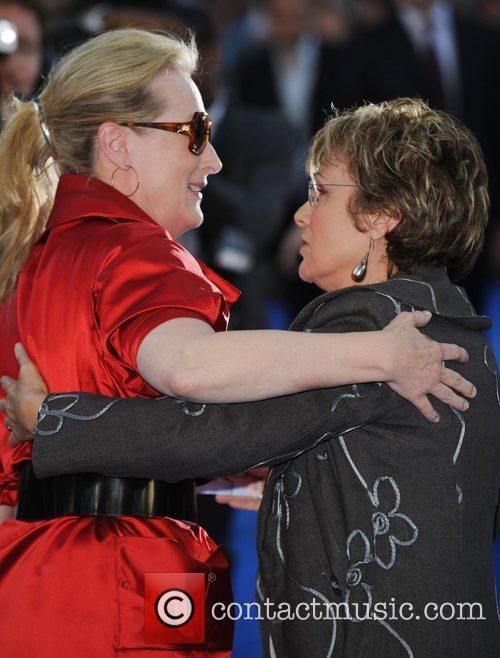 Meryl Streep and Julie Walters 6