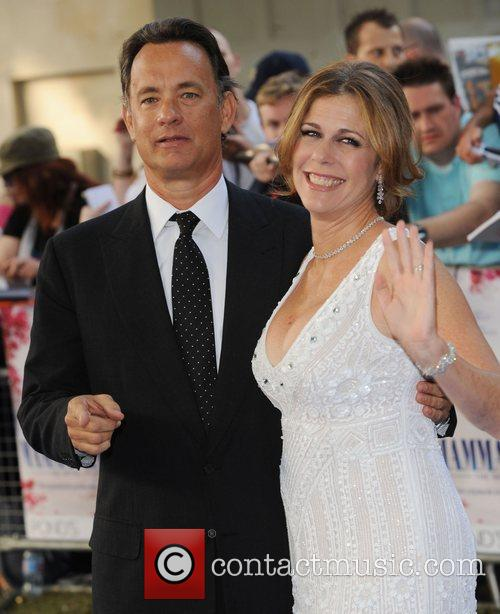 Tom Hanks and Rita Wilson 5