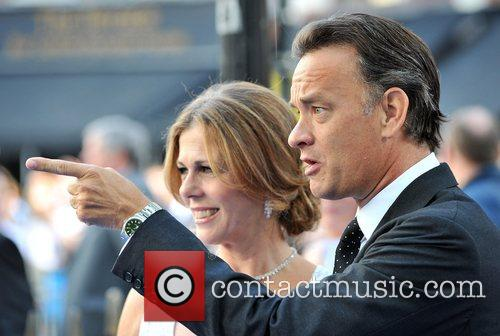 Tom Hanks and Rita Wilson 16