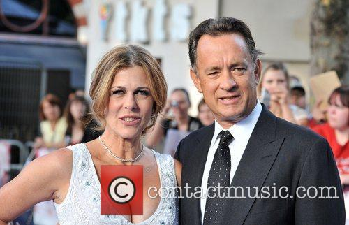 Tom Hanks and Rita Wilson 12