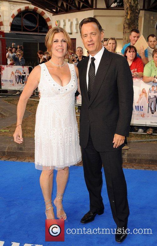 Tom Hanks and Rita Wilson 11
