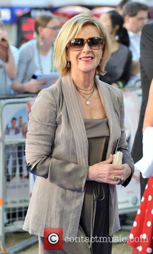 Frida Reuss World Premiere of Mamma Mia! held...