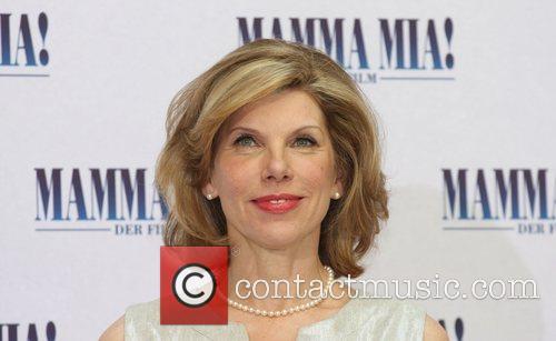 Christine Baranski Photocall to promote the movie Mamma