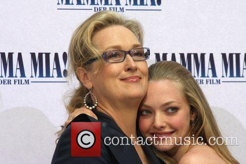 Meryl Streep and Amanda Seyfried 3