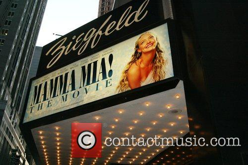 Mamma Mia The New York Premiere of 'Mamma...
