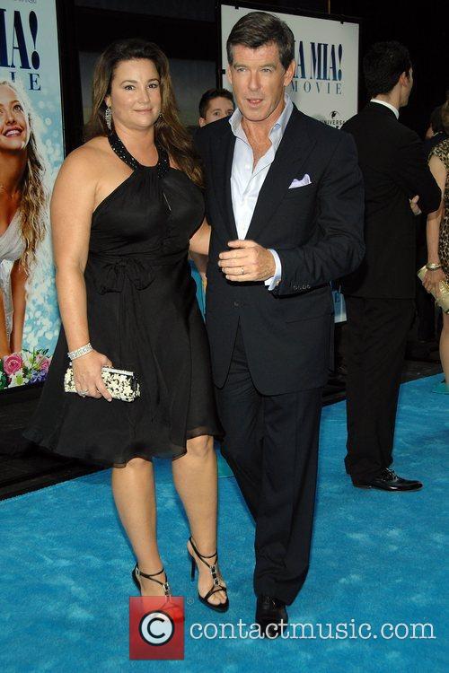 Pierce Brosnan Wife
