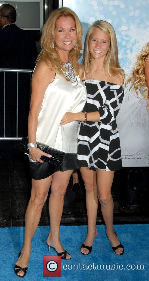 Kathie Lee Gifford and Cassidy 7