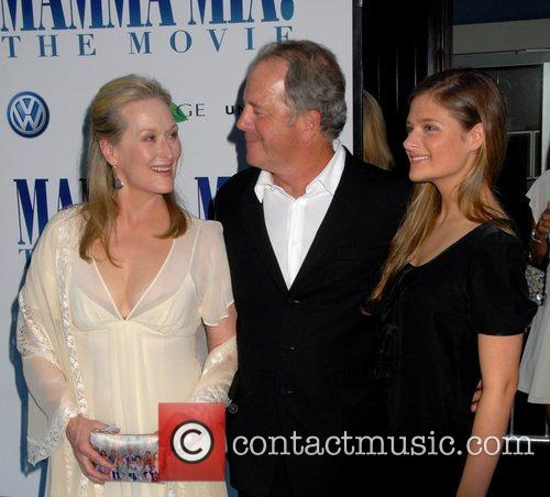 Meryl Streep and guests The New York Premiere...