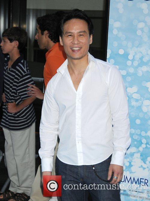 B.D. Wong The New York Premiere of 'Mamma...