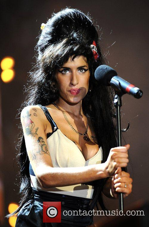 Amy Winehouse and Nelson Mandela 9