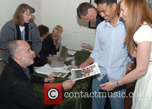 Marc Cohn meets fans Marc Cohn performs at...