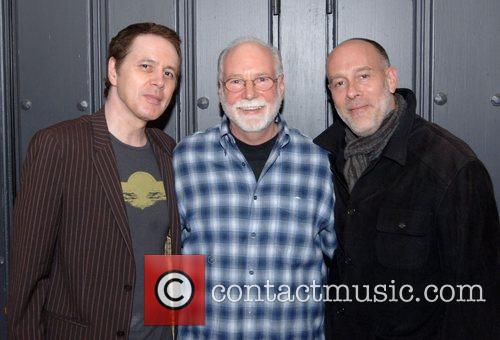 Shayne Fontaine, Hale Milgrim and Marc Cohn...