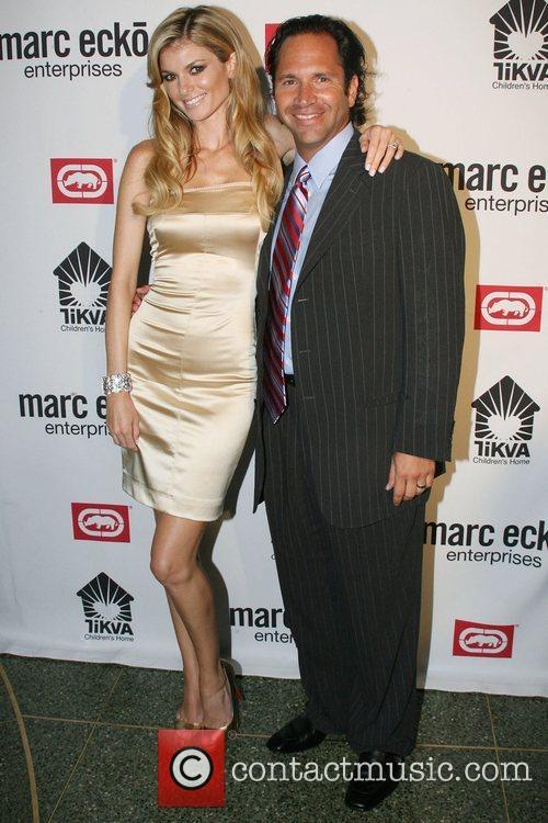 Marisa Miller and Jason Rabin Marc Ecko Enterprises...