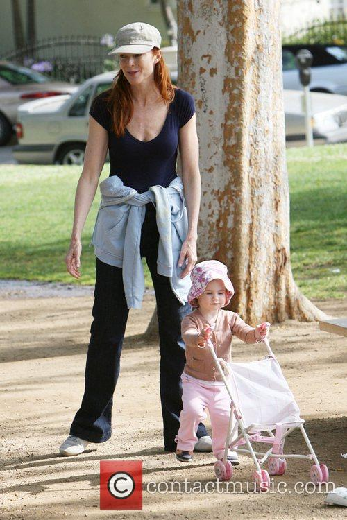 MARCIA CROSS and Police 18