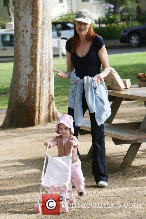 MARCIA CROSS and Police 17