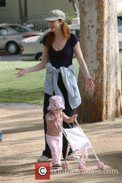 Marcia Cross and Police 2