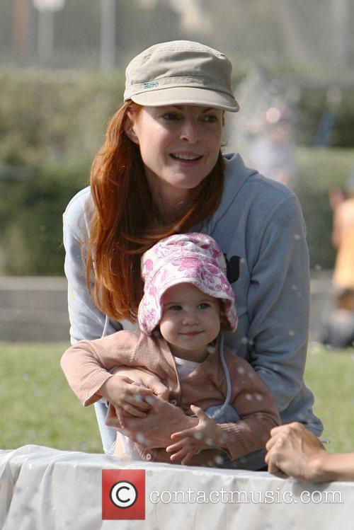 MARCIA CROSS and Police 15