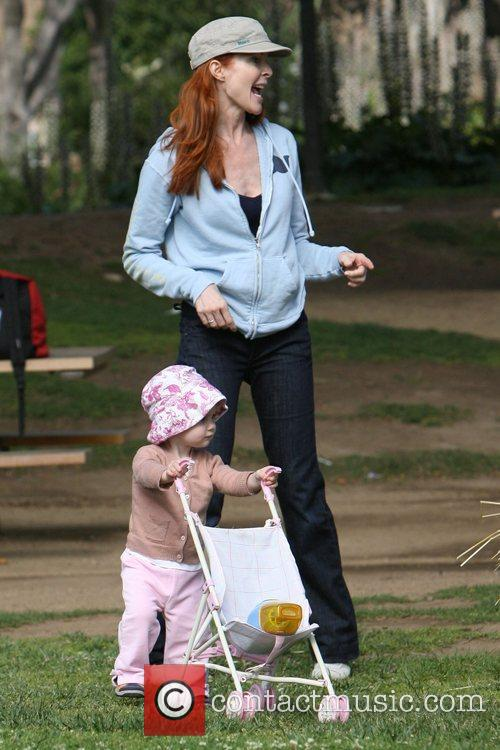 MARCIA CROSS and Police 22