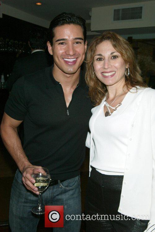 Mario Lopez and Valerie Smalldone 5