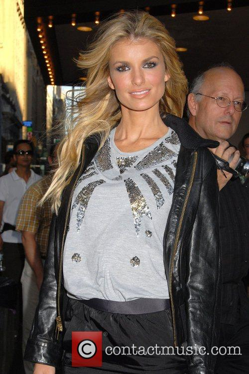 Marisa Miller and Mtv 2