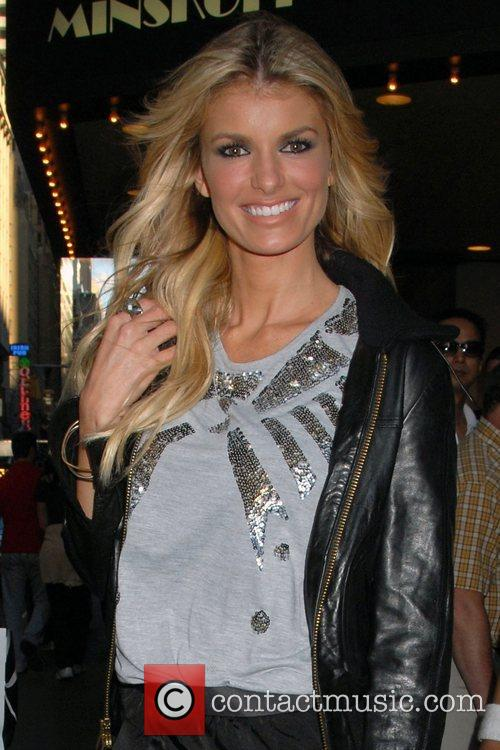 Marisa Miller and Mtv 9