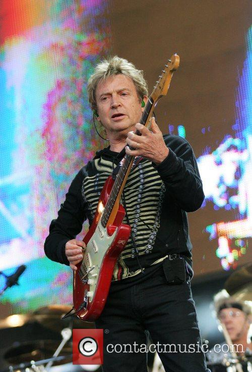 Andy Summers The Police play their last concert...