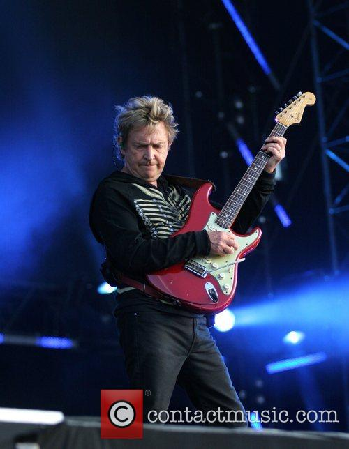 Andy Summers and Police 3