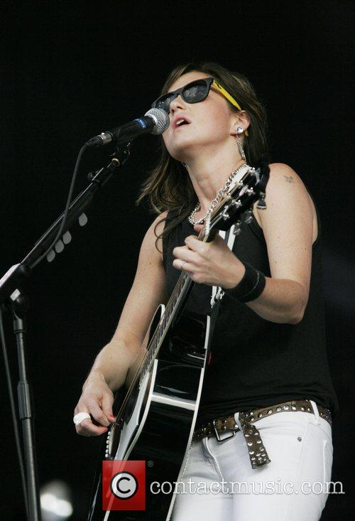 KT Tunstall  The Hard Rock Calling festival...