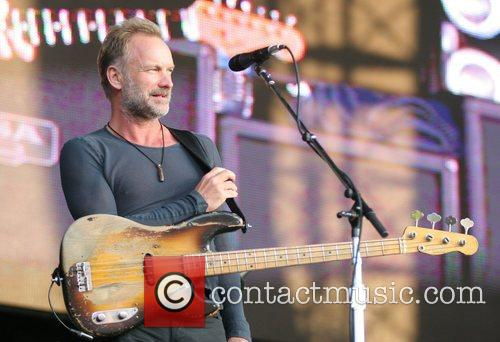 Sting and Police 4
