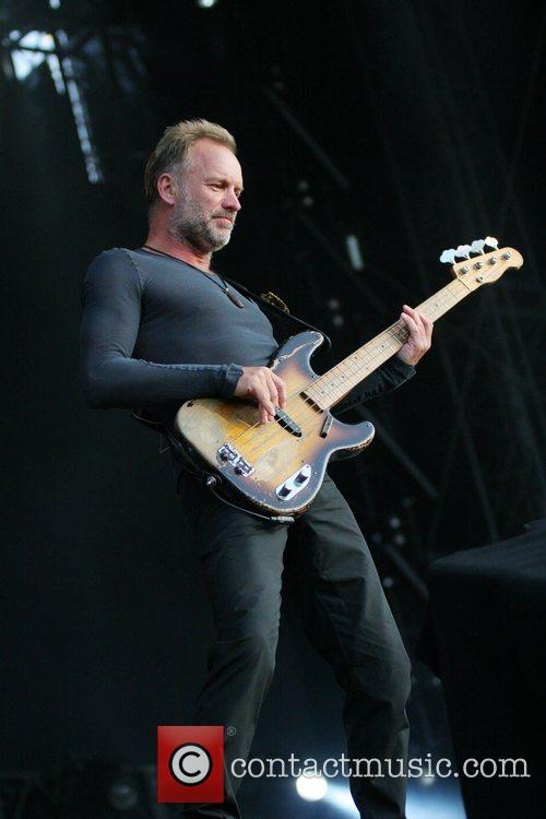 Sting and Police 2