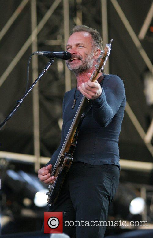 Sting and Police 9