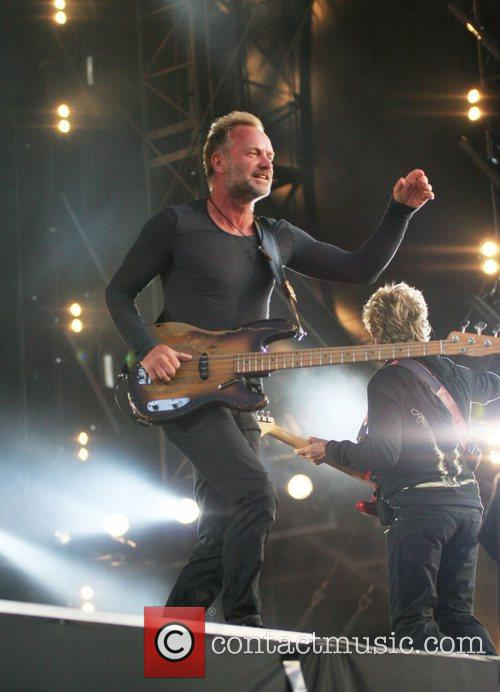 Sting and Police 7