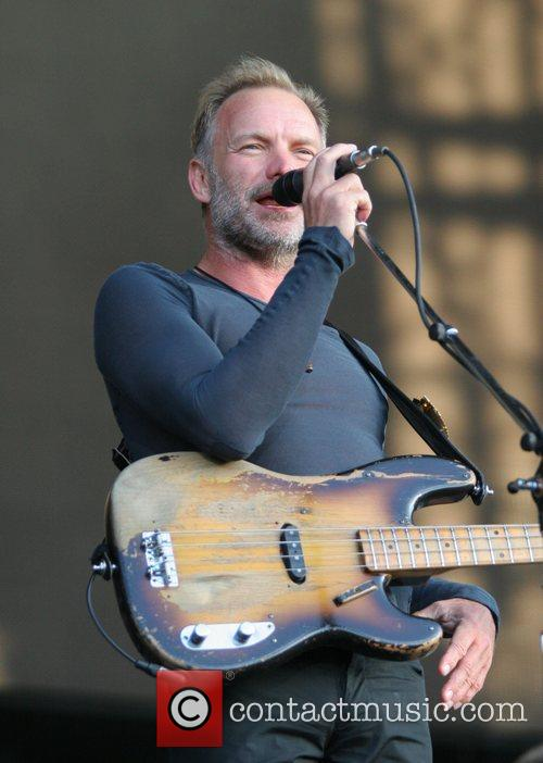 Sting and Police 1