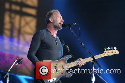 Sting and Police 5