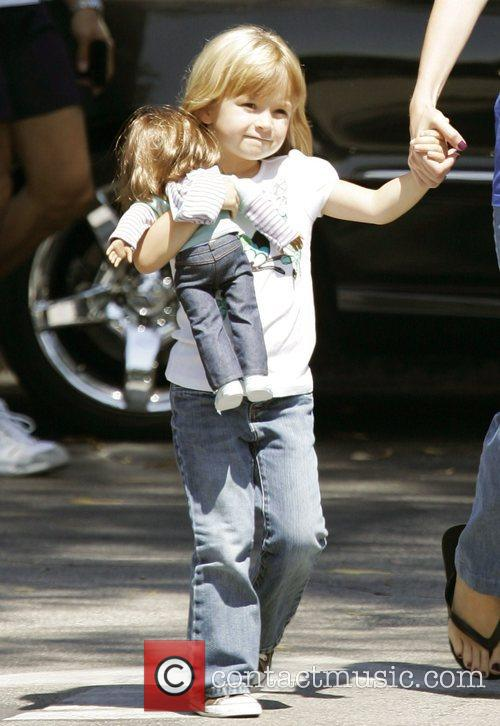 Ella Wahlberg, the daughter of Mark Wahlberg and...