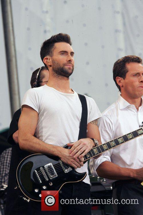 Maroon 5, Bryant Park