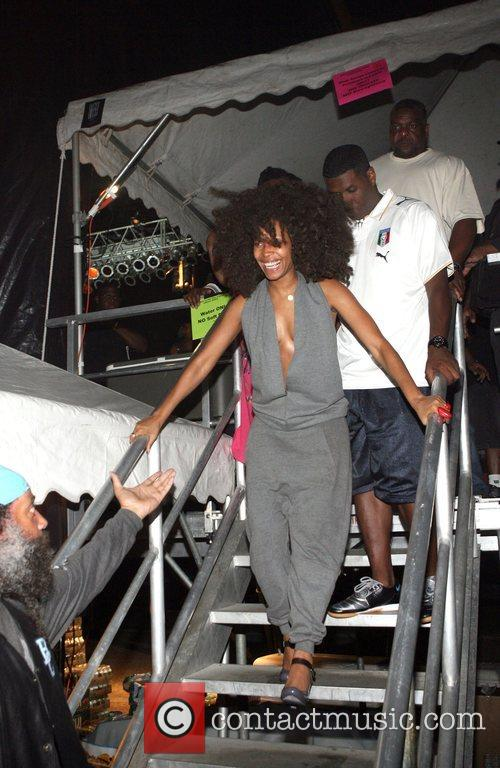 Erykah Badu The 26th Annual Martin Luther King...
