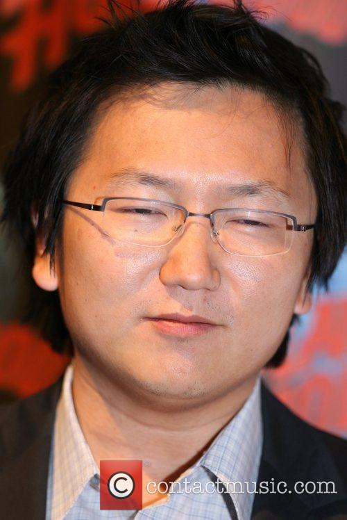 Masi Oka appearing at Planet Hollywood in Times...