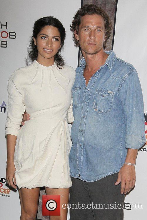 Matthew Mcconaughey and Camila Alves 3
