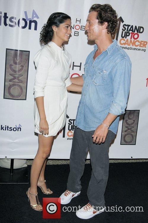 Matthew Mcconaughey and Camila Alves 6