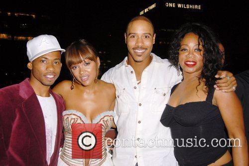 Marcus Paulk and Meagan Good 5