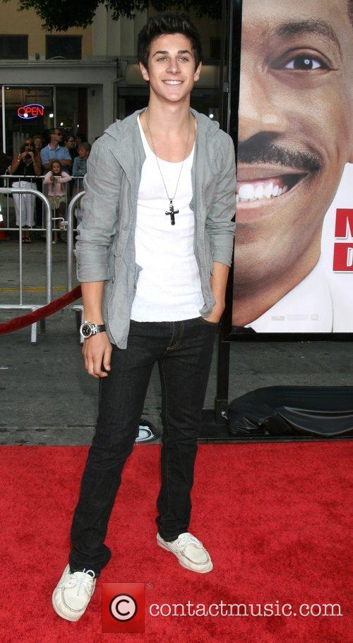 David Henrie, World Premiere of 'Meet Dave' at...